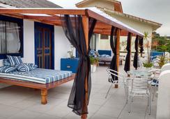 Blue Magic Hostel - Florianópolis - Lounge