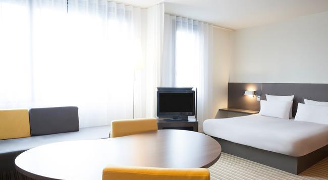 Novotel Suites Paris Montreuil Vincennes - Paris - Bedroom
