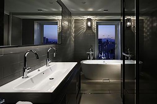 Shinjuku Granbell Hotel - Tokyo - Bathroom