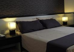 Hotel New York - Milan - Bedroom
