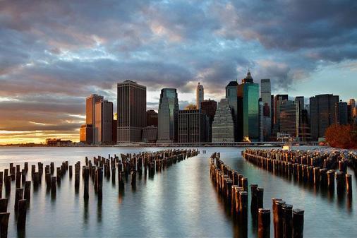 DoubleTree by Hilton Metropolitan - New York City - New York - Outdoor view
