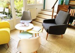 La Tour Louise - Bayeux - Lounge