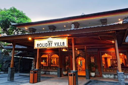 Wina Holiday Villa - Denpasar - Building