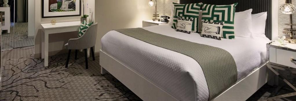 Carlyle Inn - Los Angeles - Bedroom