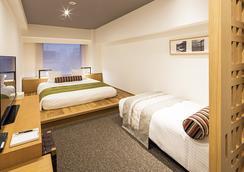 Hotel Mystays Premier Omori - Tokyo - Bedroom