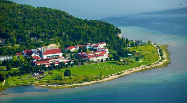 Mission Point Resort - Mackinac Island - Location