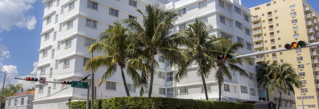 Red South Beach - Miami Beach - Building